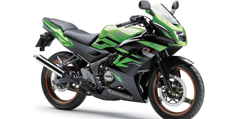 Harga Kawasaki Ninja Bikin Tepuk Jidad saat Ini