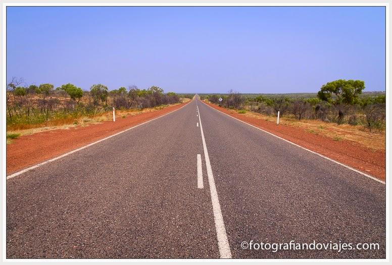 carretera asfalto