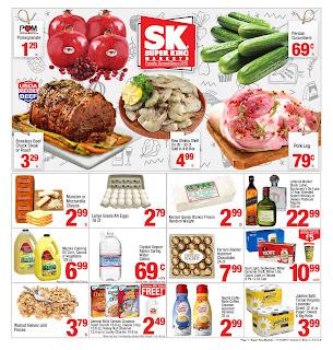 ⭐ Super King Ad 11/13/19 ⭐ Super King Weekly Ad November 13 2019