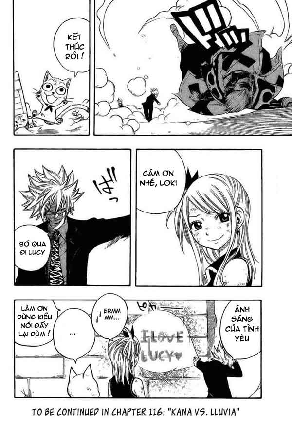 Fairy Tail Chap 115