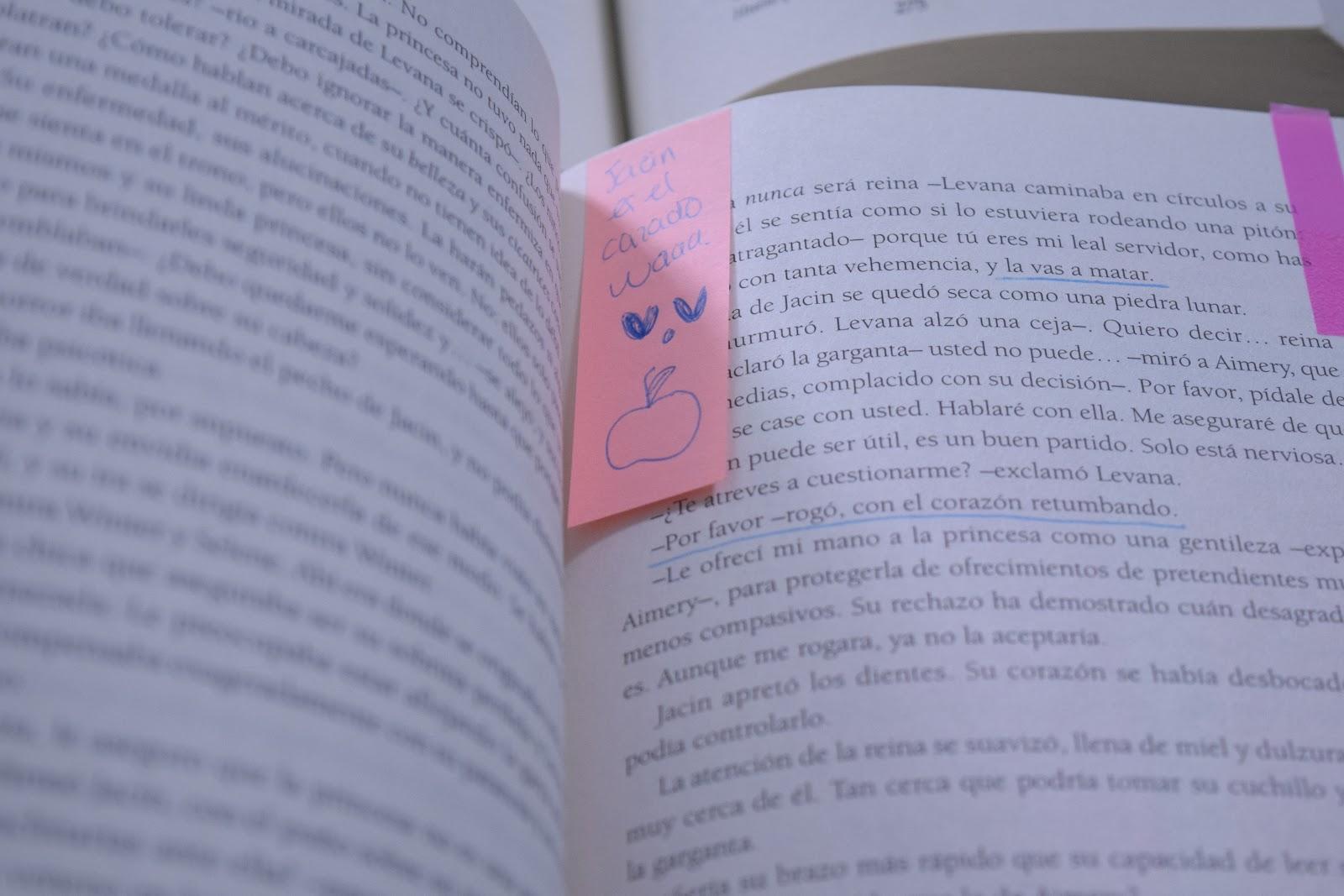 La Recordadora: ¿Post Its? ¿Subrayo y escribo en mis libros? ¿Ritual ...