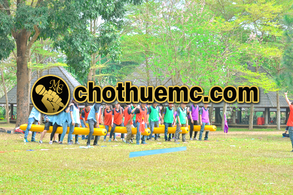 CHO THUÊ MC TEAM BUILDING