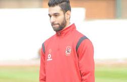 عمرو السولية يغيب عن مباراة الأهلي و النجمة اللبناني