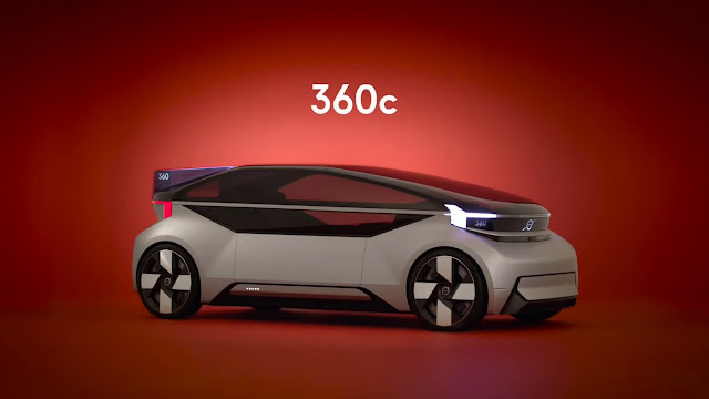 Image Attribute: The Volvo 360c Concept / Source: Volvo Car Group - Global Newsroom
