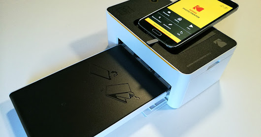 Kodak Photo Printer Dock: stampa fotografica fai da te!