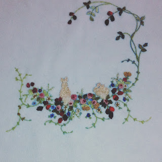 Broderie Inspiration - Douce nuit