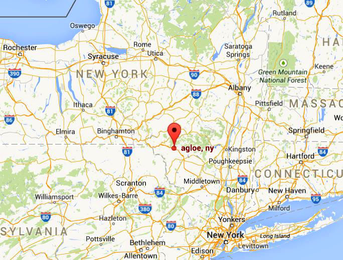 Google New York Map.Hudson Urbanism The Fake New York Town That Became Real