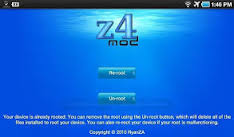 Z4root 2.3.3 Latest for Android Free Download