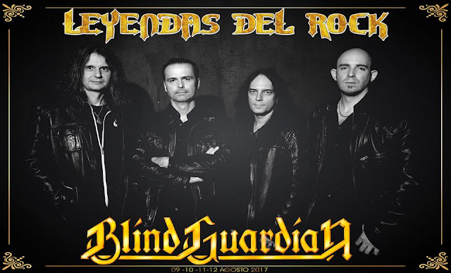 Leyendas del rock: Blind Guardian