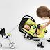 Có nên cho trẻ sơ sinh nằm xe đẩy không? Và khi nào là hợp lý?