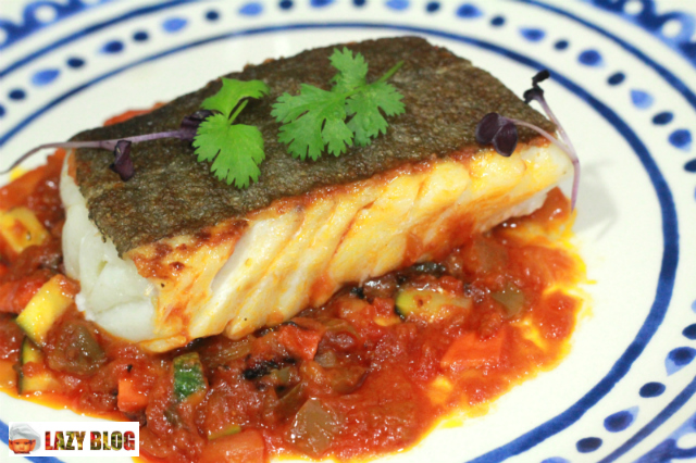 Bonito cocinar bacalao skrei fotos el agora de angeles - Lazy blog cocina ...