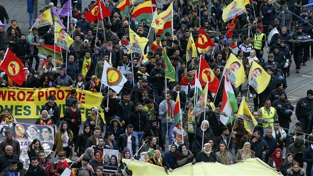 Turkey summons German ambassador to Ankara over Frankfurt PKK rally 'scandal'