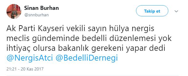 Bedelli Askerlik 2018