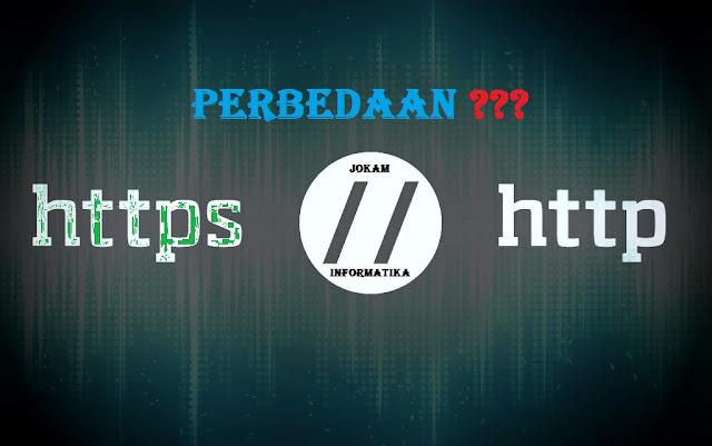 Apa Yang Dimaksud Dengan HTTP Dan HTTPS Lengkap ? - JOKAM INFORMATIKA