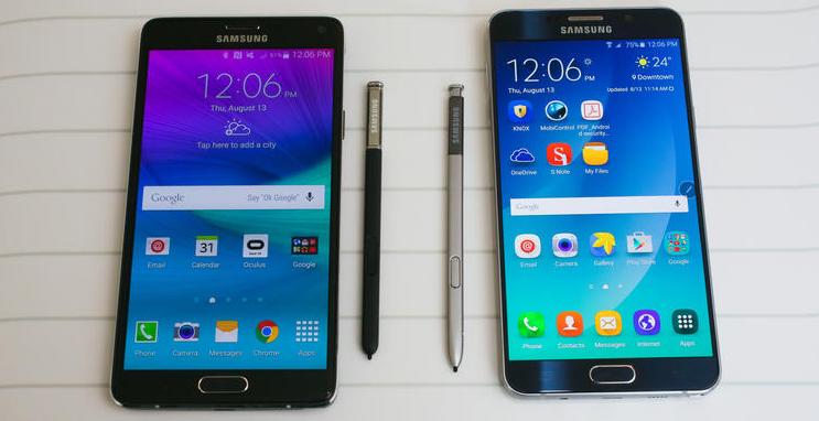 Review dan Harga Samsung Galaxy Note 5 SM-N920V Terbaru