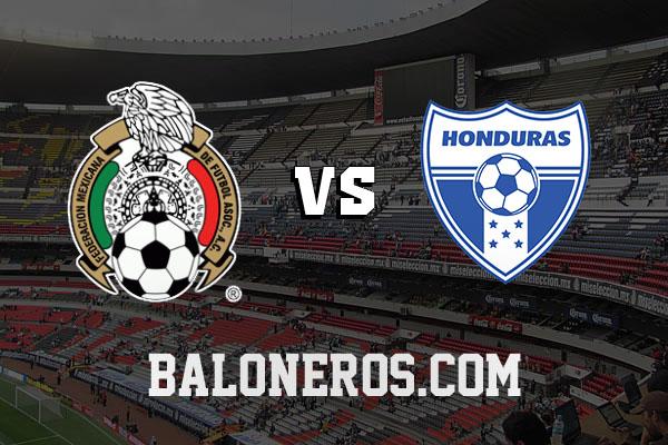 México vs Honduras 2016