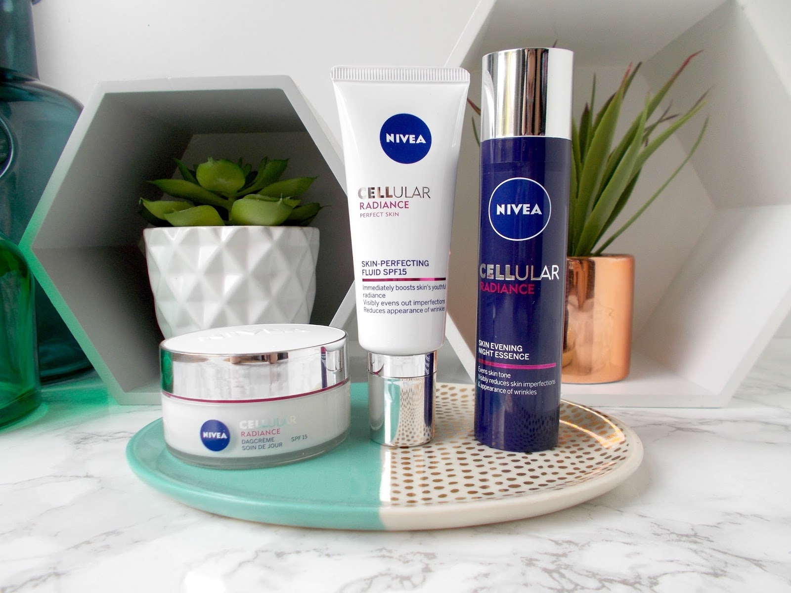 Nivea Cellular Radiance range review