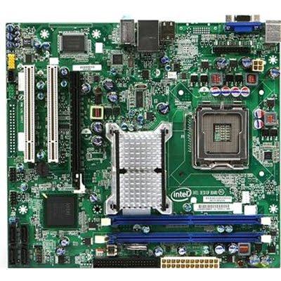 Intel desktop board d101ggc display