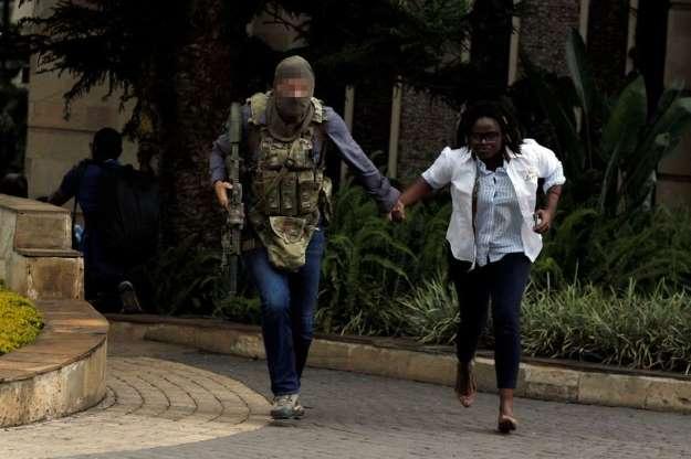 Nairobi attack: SAS hero 'stormed Kenya hotel on his own to take on terrorists'