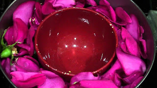 natural rose water for skin recipe at home