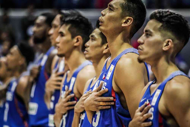 List of Leading scorers Gilas Pilipinas vs Japan 2018 FIBA World Cup Qualifiers
