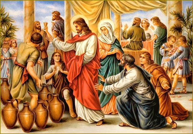 Resultado de imagen de el milagro de caná