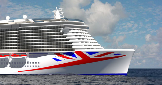 Cruise Brexit And Business As Usual For Cruise Industry For Real - History of cruise ship industry