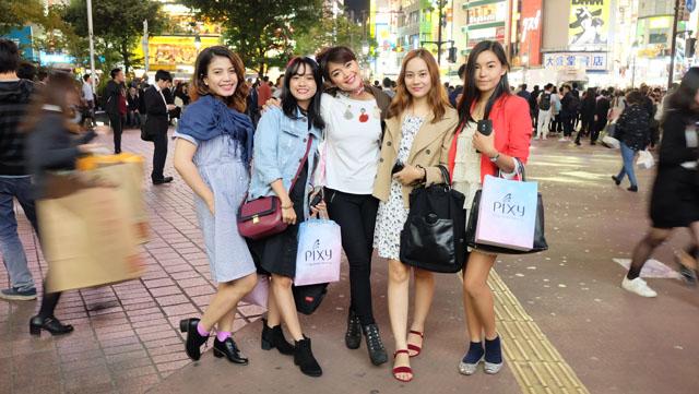 selfie,travel,shibuya,tokyo,japan