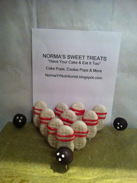 Norma' Sweet Treats Hot Press Cake Pops & Cookie