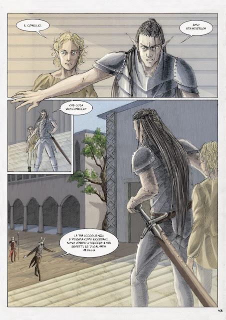 Autoproduzini - Il Mondo di Zefiro. Pagina 43