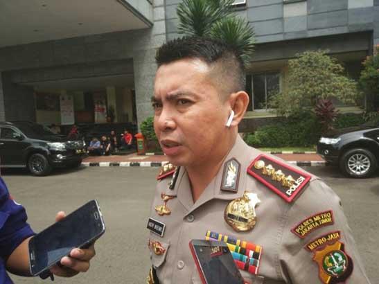 Polisi Akan Piadanakan Orang Yang Kaitkan Kasus Hermansyah Dengan Habib Rizieq