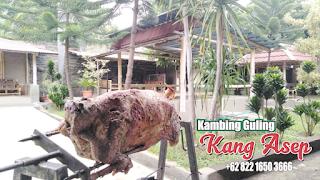 BBQ kambing Guling Bandung