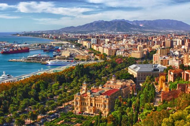 10 أسباب تدفعك لزيارة ملقا ، اسبانيا