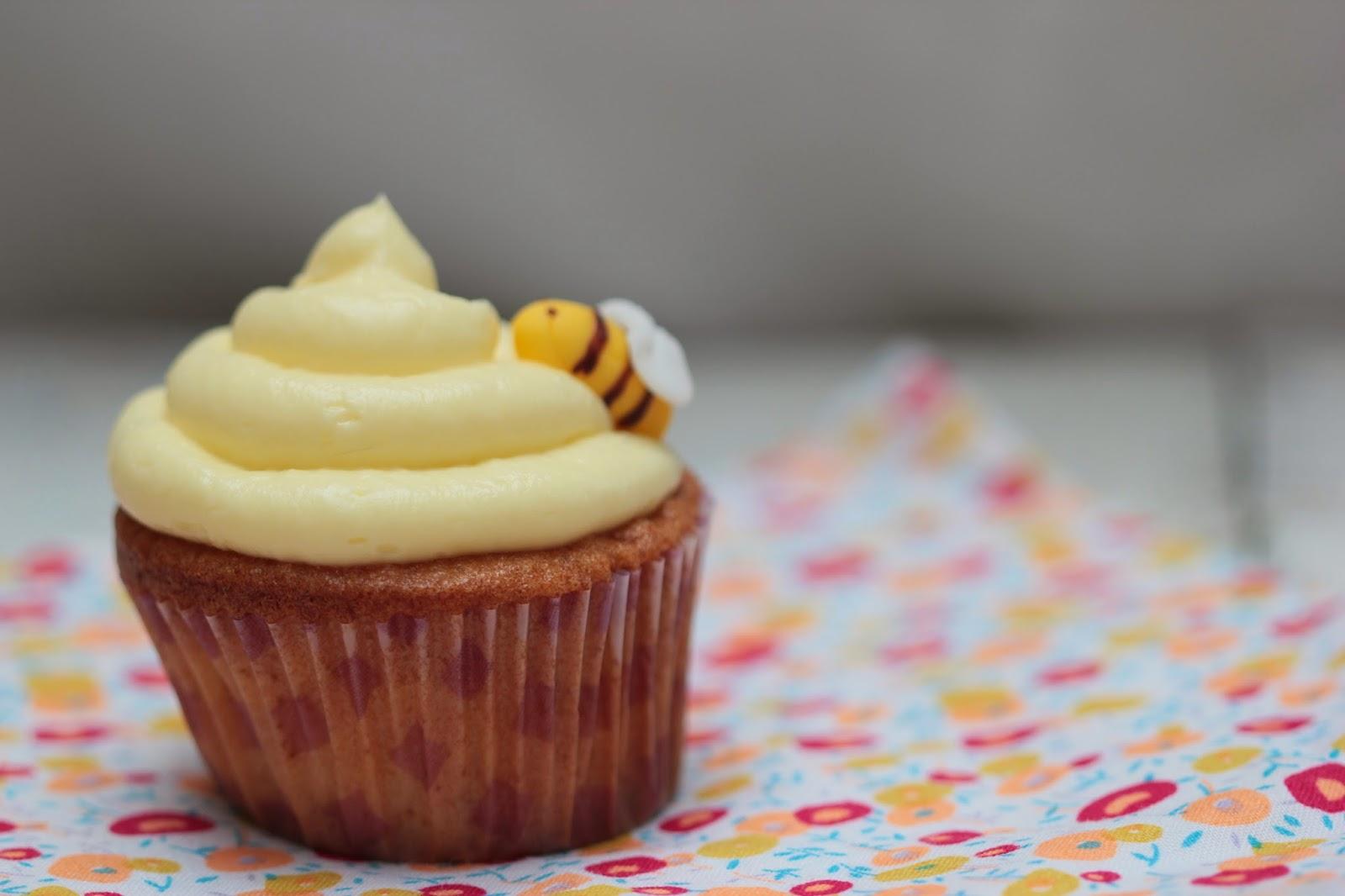 Recette de cupcakes au miel. Un peu de douceur pour le dessert
