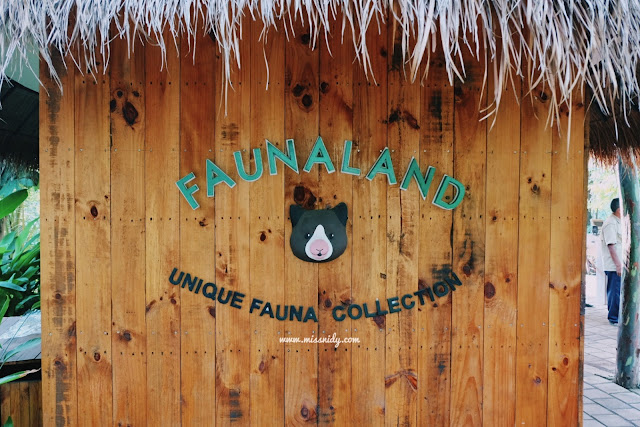 Faunaland Ancol Jakarta