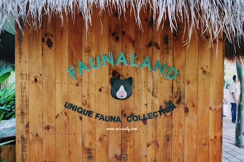 Satu Lagi yang Baru di Ancol: Faunaland