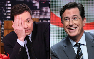 Colbert Beating Fallon In Ratings Since Trump Took Office