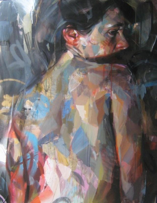 Современное искусство из Франции. Pascal Vilcollet 15