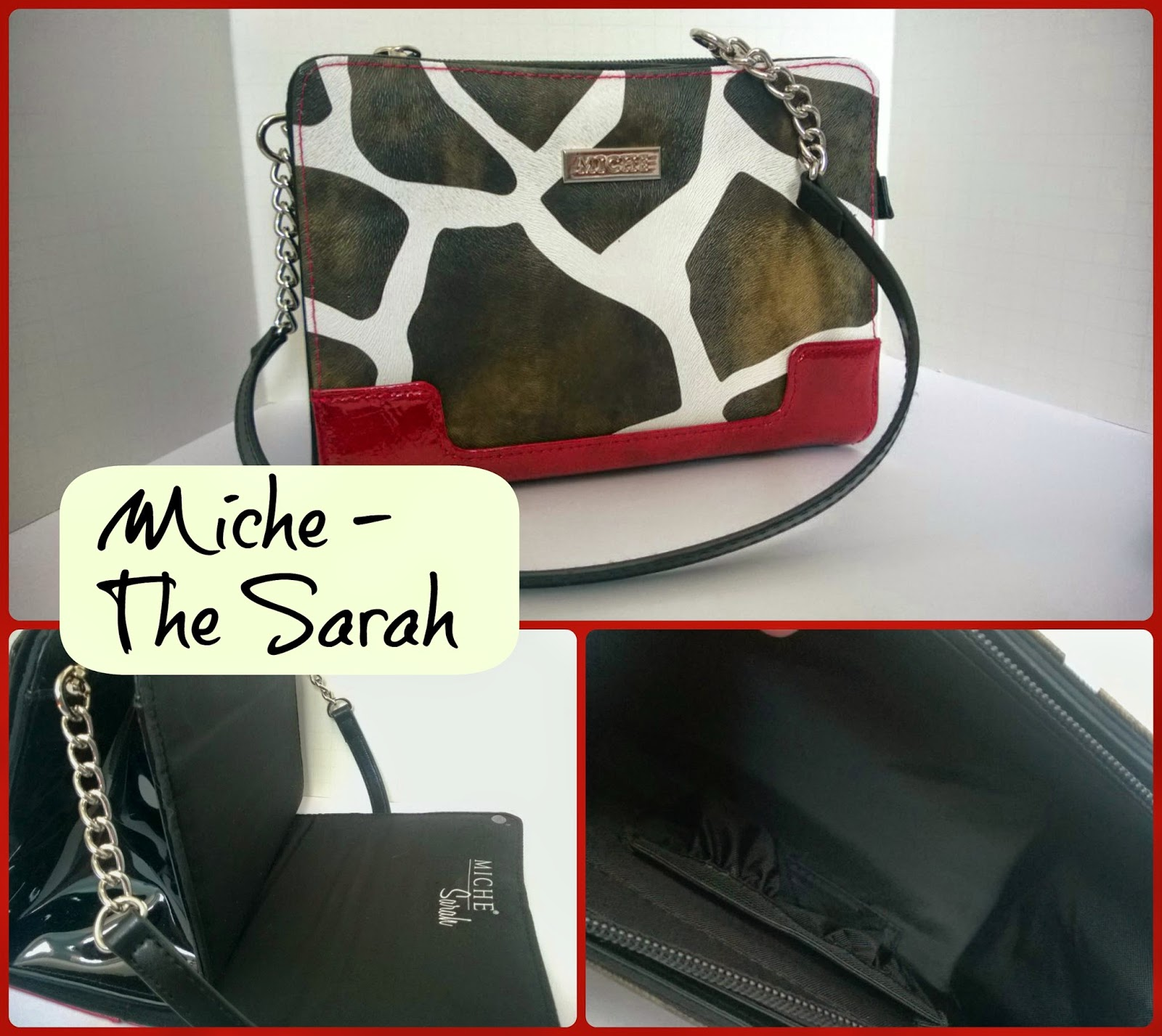 Miche Bags Provide The Easiest Way Ever To Change Your Purse You Start With A Base Bag In Black One Of Four Sizes Classic Is Also Available