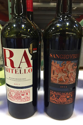 Di Majo Norante Ramitello and Sangiovese