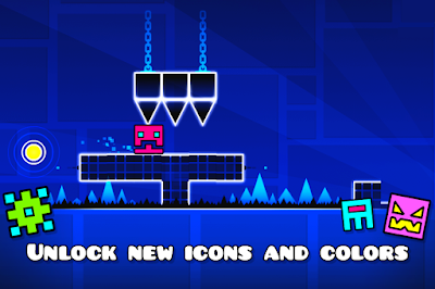 Geometry Dash screenshot 3