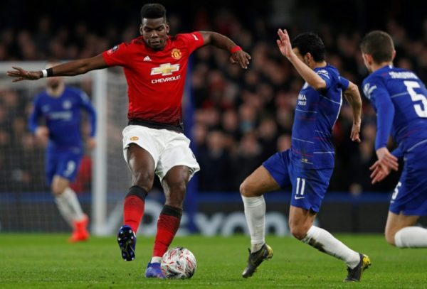 Paul Pogba was the motivating force in Manchester United win at Stamford Bridge