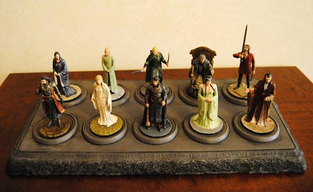 fabbricazione abile prezzi di sdoganamento eccezionale gamma di colori Tolkien collection: Il Signore degli Anelli - modelli per ...