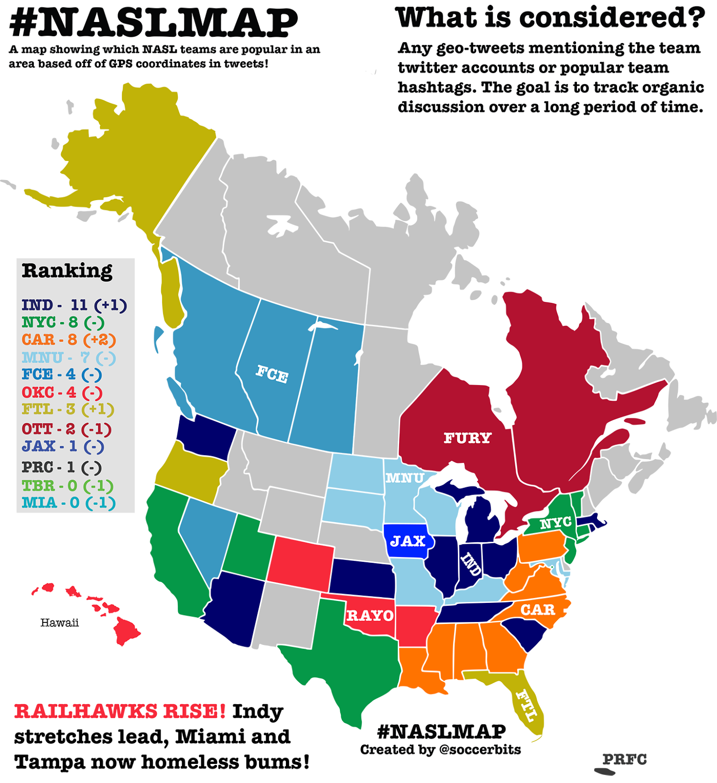 Bloody Shambles Soccer NASLMap Update  Spare Some - Nyc map the homeless
