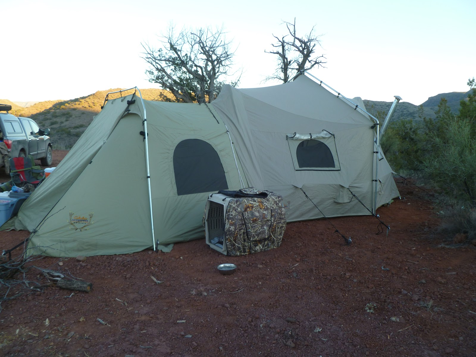 Cabela's Bighorn II Tent Review