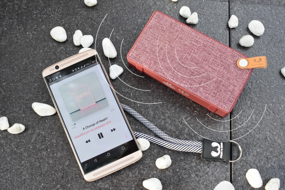 Musik mit Style: Fresh 'n Rebel Rockbox Slice