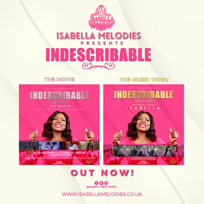 "Isabella Melodies' ""INDESCRIBABLE"" Short Film & Music Video"