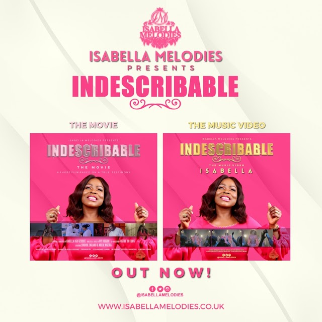 """Watch: Isabella Melodies """"INDESCRIBABLE"""" Short Film & Music Video"""