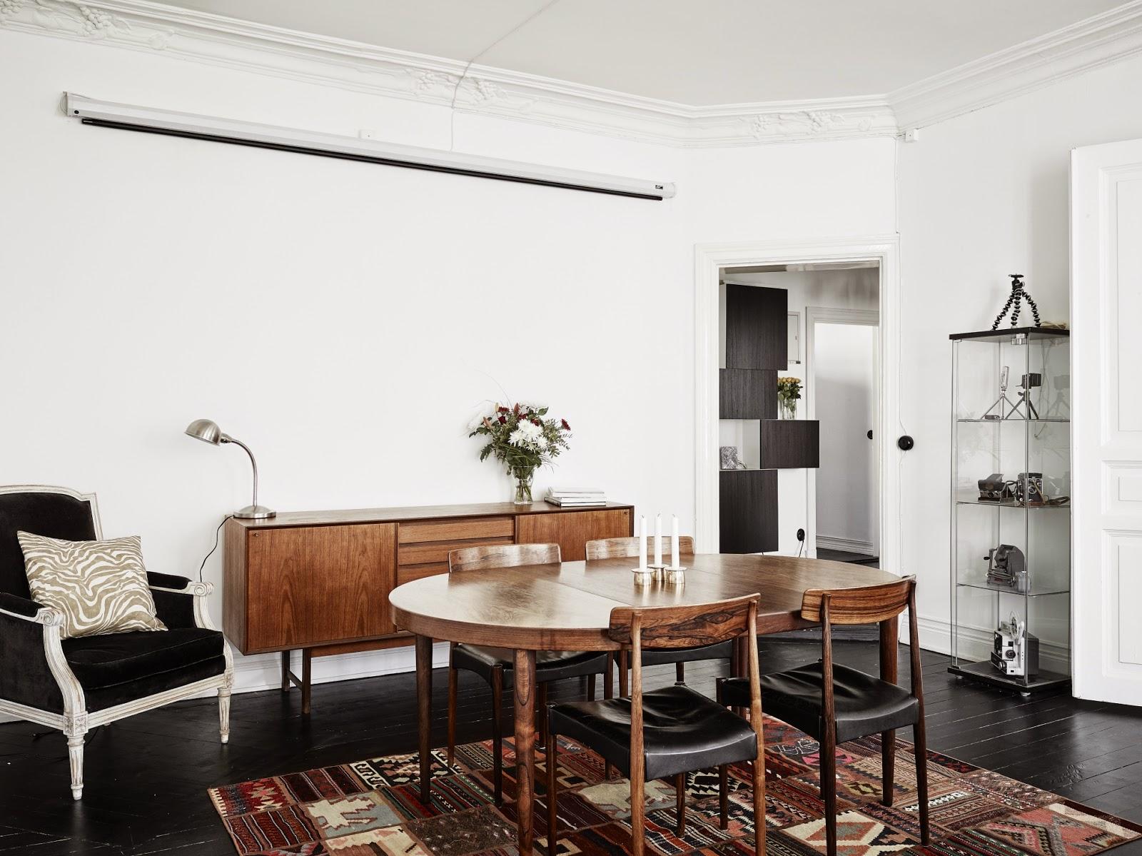 Stile scandinavo applicazione pratica coffee break for Ambiente soggiorno moderno