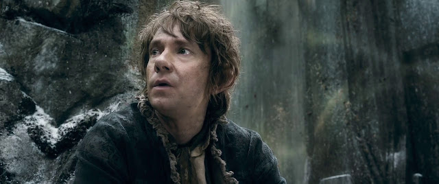 Screen Shot Of HOllywood Movie By The Hobbit: The Battle of the Five Armies (2014) Download And Watch Online Free at Movies365.in,